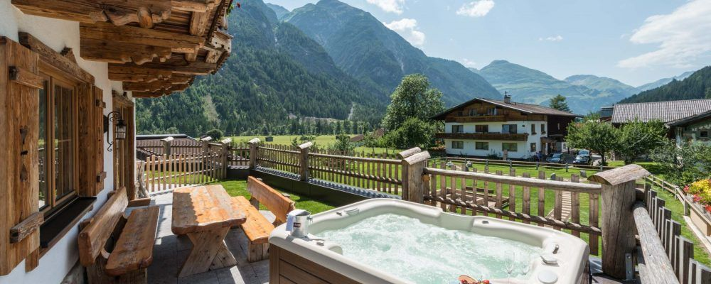 Chalet Whirlpool