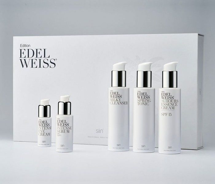 Edition Edelweiss 5er-Set 35+